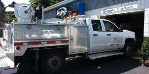 Fleet Truck Camera Repair