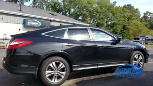 Erie Client Gets Two-Way Remote Start System for 2015 Honda Crosstour