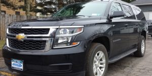 2015 Chevy Tahoe Headrest Screens