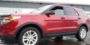 2015 Ford Explorer Camera and Mirror
