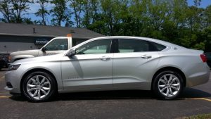 Fairview Couple Adds Backup Camera to New 2016 Impala