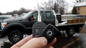 Harborcreek Client Gets Ford F250 Cruise Control And Remote Start