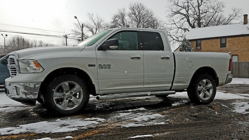 Erie Client Adds Backup Camera And Interface To Ram 1500