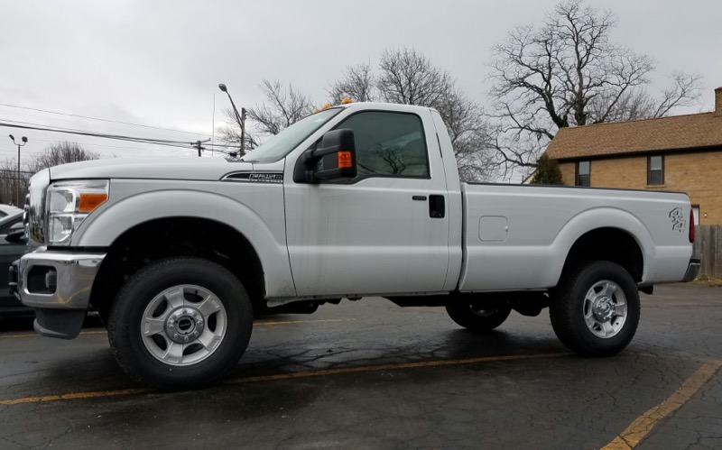 Erie Dealership Comes To Enormis For Ford F 250 Backup Camera