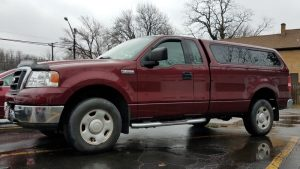 Ford F-150 Instrument Cluster Repair for Erie Client