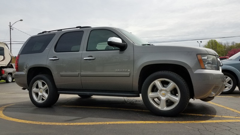 Chevy Tahoe Electrical Repair For Northeast Client