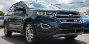 Ford Edge Off-Road Lighting