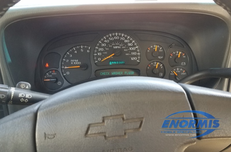 2004 gmc yukon xl instrument cluster repair
