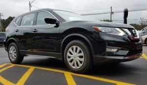 Safer Driving For Erie Client Thanks To Nissan Rogue Fog Light Upgrade