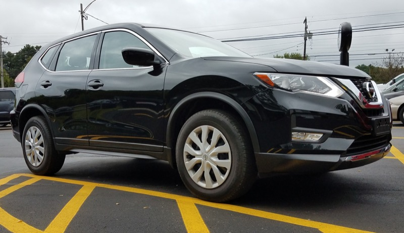 Nissan Erie Pa >> Safer Driving For Erie Client Thanks To Nissan Rogue Fog Light Upgrade