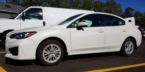 Subaru Impreza Remote Start