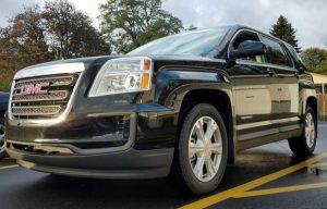 GMC Terrain Heated Seats for Returning Reno Car Dealership