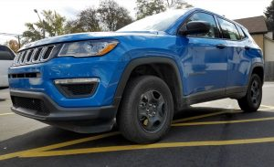 Jeep Compass Remote Starter for Erie Jeep Dealership
