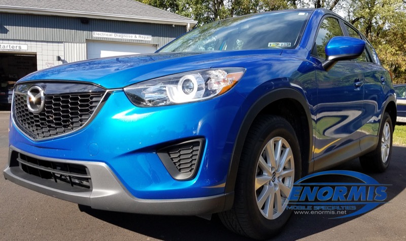 Mazda Cx 5 Remote Car Starter Makes Great Gift For Erie Client
