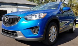 Mazda CX-5 Remote Car Starter Makes Great Gift for Erie Client