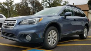 Harborcreek Client Gets New Subaru Outback Remote Starter