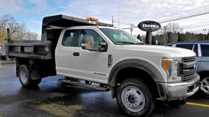 Corry Business Owner Gets Ford F-550 Backup Camera and Lighting