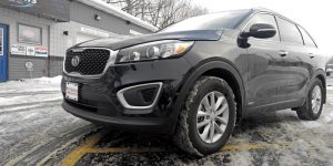 Kia Sorento Upgrades