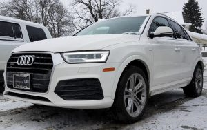 North East Client Gives Gift of Audi Q3 Remote Starter