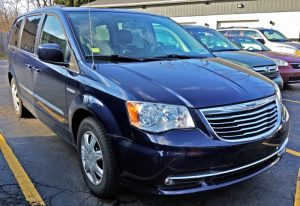 2013 Chrysler Town & Country Remote Starter for Erie Client