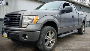 Ford F-150 Backup Camera Gift for Union City Client