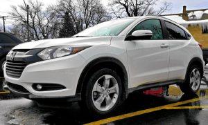 Honda HRV Remote Starter for North East Client