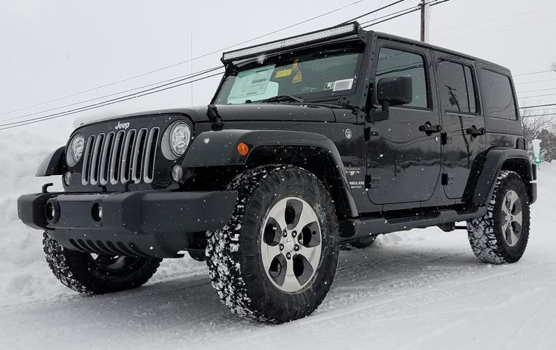 2017 jeep wrangler sahara backup camera for waterford dealership. Black Bedroom Furniture Sets. Home Design Ideas