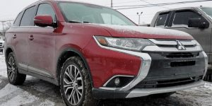 Mitsubishi Outlander Remote Start