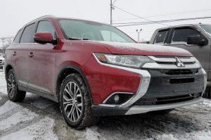 Mitsubishi Outlander Remote Start for Dealership Employee