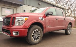 Nissan Titan Remote Starter Gift For the Parents of A Repeat Client