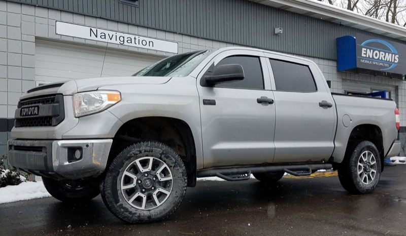 long distance kennerdell client gets toyota tundra remote. Black Bedroom Furniture Sets. Home Design Ideas