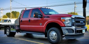 Ford F-350 Truck Accessories