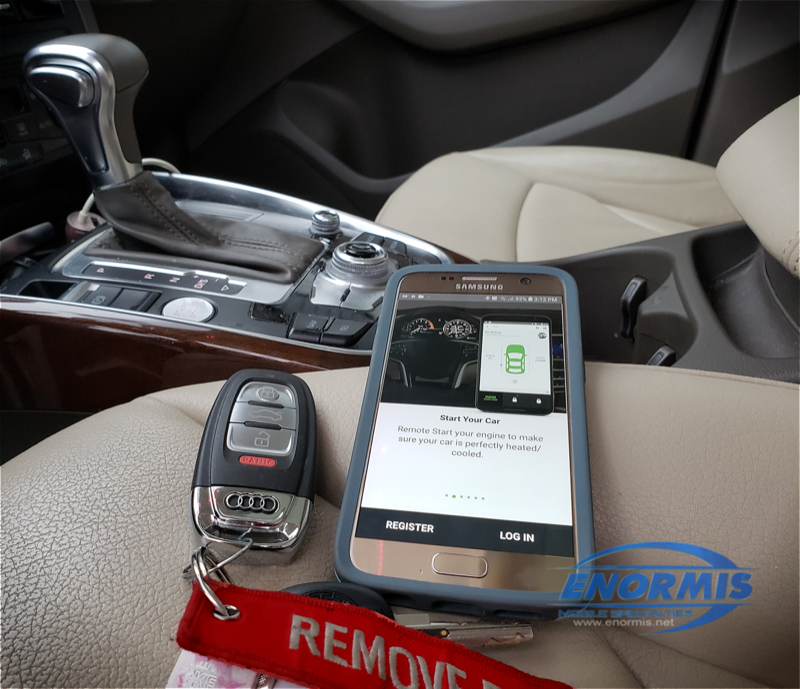 Erie Resident Adds Unlimited Range Remote Start To 2015 Audi Q5