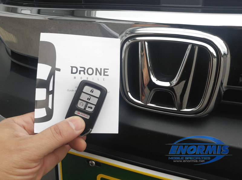 2017 Honda Civic Gets Smartphone Controlled Remote Start 2016